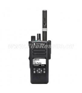 MOTOROLA DP4600 MOTOTRBO DIGITAL PORTABLE RADIO