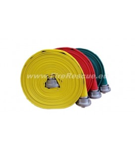EUROFLEX TXS FIREFIGHTING PRESSURE HOSE 52-C WITHOUT COUPLINGS