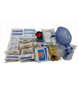 LIGHT FIRST AID SET