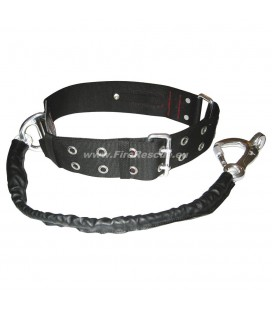 FIRE BRIGADE SAFETY BELT TYP A - TWISTLOCK