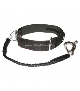 FIRE BRIGADE SAFETY BELT TYP B - SCREWLOCK