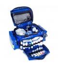 ELITE BAGS EMS BAG LIGHT BRIGHT BLUE - TARPAULIN